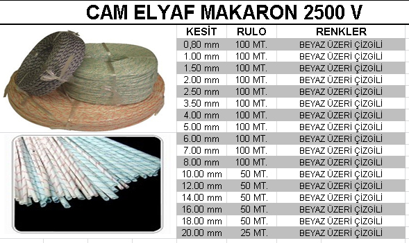 CAM ELYAF MAKARON